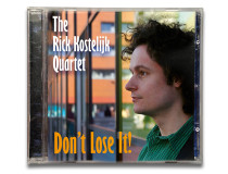 CD cover | Rick Kostelijk Quartet